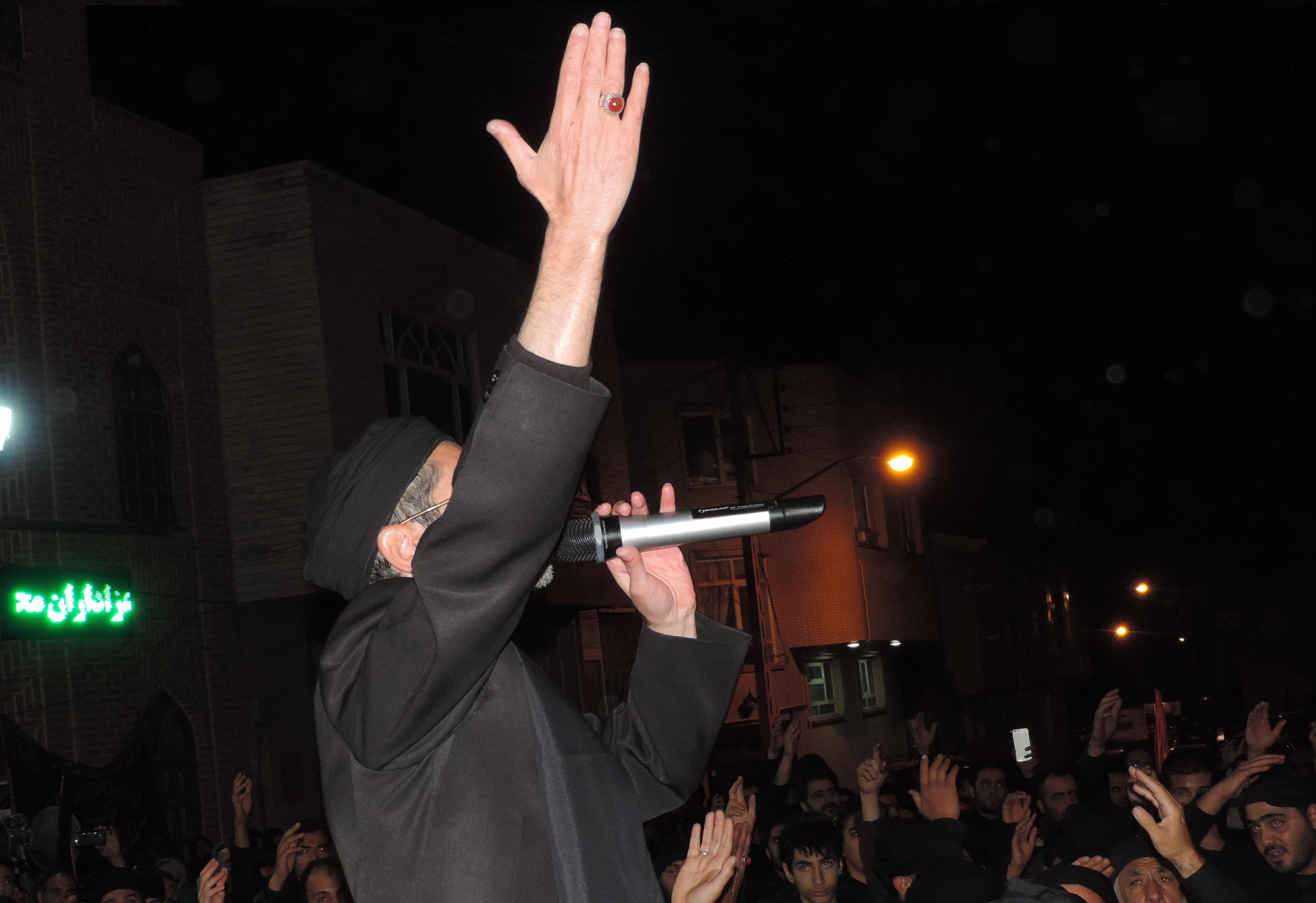 دییرم شام و سحرگاه علی