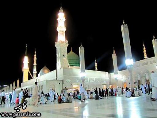 زیارت حضرت محمد (ص) در روز شنبه
